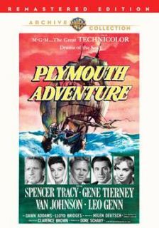 Plymouth Adventure Strong Remastered Edition St DVD