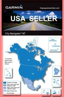 Garmin City Navigator 2013 20 North America Maps Full Coverage