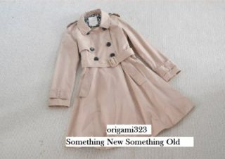 2012 NEW KATE SPADE GARANCE DORE DIANNE TRENCH 0/2/4/6/8 $678