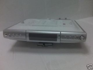 GE Slim Spacemaker 7 5402 CD Player / Radio / iPod Dock