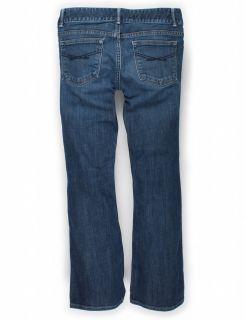 medium blue perfect boot jeans by gap size 27 4a medium blue bootcut