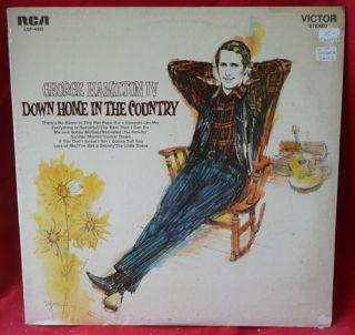 George Hamilton IV Down Home Skeeter Davis LP VG Vinyl Record Album