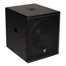 Gemini GVX SUB15P 15 1600W Powered Active Subwoofer