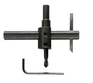 New General Tools Hole Cutter 1 5 1 2 5B