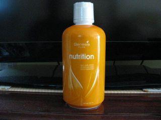 Genesis Pure Nutrition Liquid Multi vitamin, NEW Never Opened