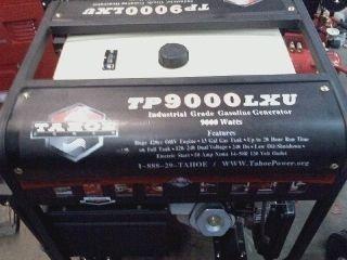 Tahoe 9000 Gas Generator