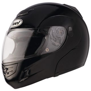 Fuel M 1 Modular Flip Up Motorcycle Helmet Black Adult s M L XL