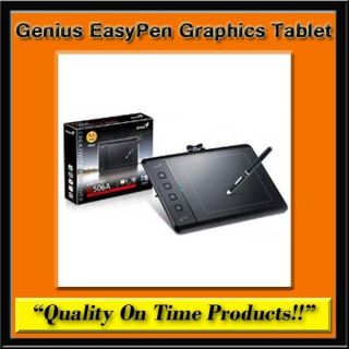 New Genius EasyPen M506A Graphics Tablet Digital Pen Mouse USB Touch