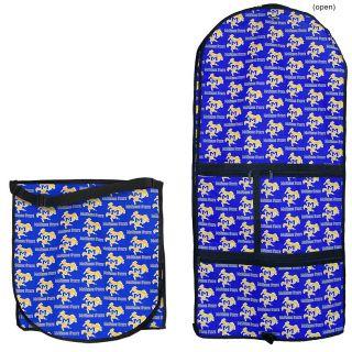 McNeese State University Logo Garment Suit Travel Bag