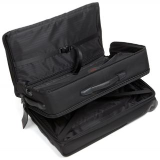 new Tumi Alpha North South Carry on Garment Bag 22034