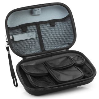 Hard Shell Travel Case for Select Garmin Nuvi 50 50LM GPS Navigators