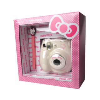 Fuji Instax Mini 7S Camera White Hello Kitty ★★★ 074101942521
