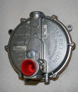 Garretson IMPCO MDL KN Low Pressure Regulator 039 0004 039 0004