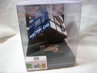 Denver Broncos NFL Rubiks Cube by Fundex