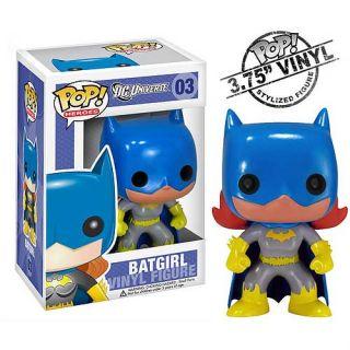 Funko Pop Heroes DC Universe Bagirl Vinyl Figure Baman