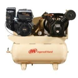 14 HP Gas Drive Air Compressor Kohler Engine IR2475F14G Brand New