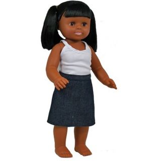 Get Ready Kids African American Girl Doll 632