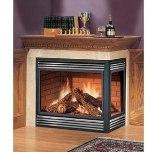 CORNER FIREPLACES DIRECT VENT GAS FIREPLACE FOR CORNER