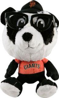 San Francisco Giants Mascot Study Buddy Nerd by Pillow Pet