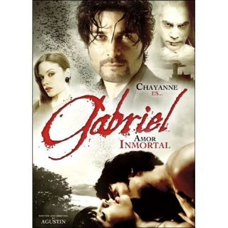 Gabriel Amor Inmortal Telenovela 3 DVDs Brand New Latin