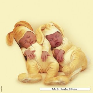 Schmidt 1000 pieces jigsaw puzzle Anne Geddes   Baby Bunnies (57978