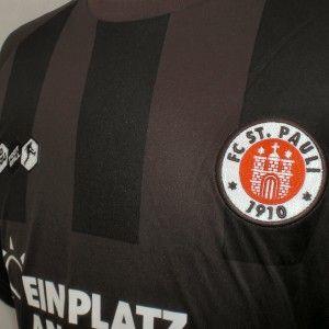 St Pauli Official Away Shirt 2011 12 New BNWT Auswarts Trikot Jersey