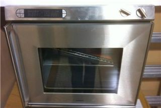Gaggenau 24 Built in Stainless Steel Electric Convection Oven Model