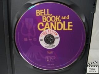 Bell Book and Candle DVD James Stewart Kim Novak 043396013292