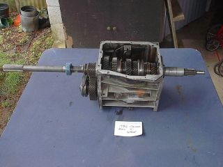 Amc 5 speed transmission parts from 1982 concord six cylinder amx