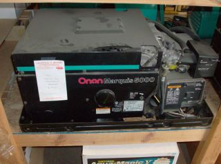onan rv generator parts manual