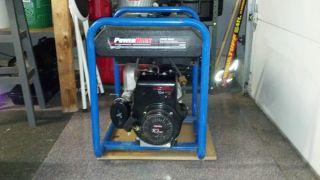 DeVilbiss Powerback GT5000 5000 Watt Generator