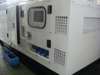 30KW Diesel Generator EPA Tier 4 Planta Electrica Diesel 30KW