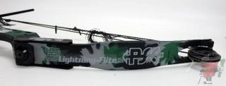 PSE Lightning Flite II Gamespot RH Compound Bow