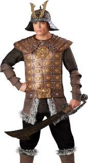 Genghis Khan Mongolian Asian Warrior Fancy Dress Halloween Costume