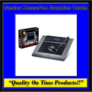 New Genius MousePen M508XA Graphics Tablet Digital Pen Mouse USB Touch