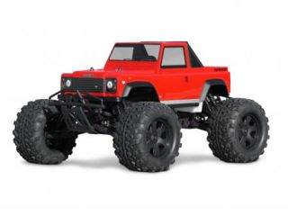 Land Rover Defender 90 Monster Truck Body T Maxx Savage