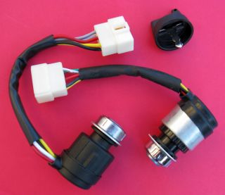 Ignition Key Switch for China Made Diesel Generator 178F 186F 3 Pin