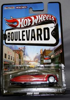hot wheels boulevard latest release gangster grin show rods hot wheels