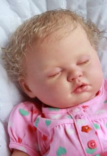 Baby Sunshine Nursery Reborn Girl Doll Berenguer Rosebud 99P No