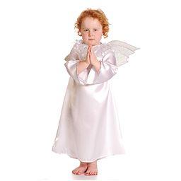 Boys Girls Kids Angel Gabriel Nativity Play Fancy Dress Costume 3 5 or