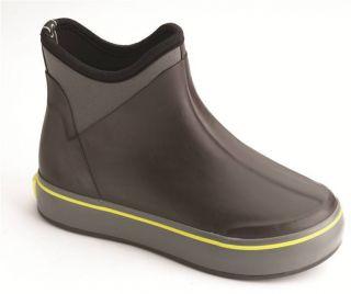 Muck Boots Mist Waterproof Lawn Garden Rain Ankle Boot Chocolate Women