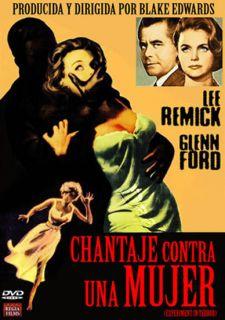 Experiment in Terror New PAL Classic DVD Glenn Ford
