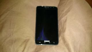 Samsung Galaxy Note LTE SGH i717 16GB Carbon Blue at T Smartphone