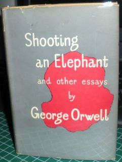 what should i write my college about shooting an elephant thesis shooting an elephant thesis gomut net