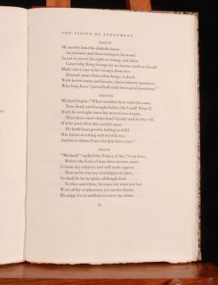 1932 Robert Southey Lord Byron Vision of Judgement Poem