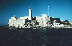 morro castle spanish castillo de los tres reyes magos del morro is a