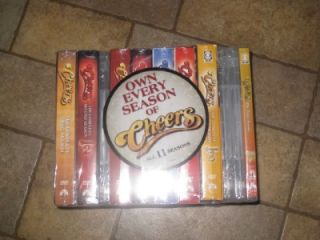 cheers the complete series dvd 2009 45 disc set