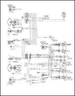 1985 GMC S15 Chevy S10 Wiring Diagram Pickup Truck Blazer Jimmy