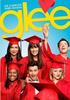 Glee The Complete Third Season DVD 2012 6 Disc Set
