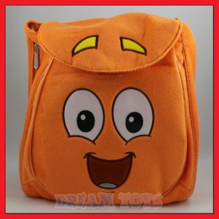 Go Diego Go Rescue Orange Plush Backpack Dora The Explorer